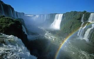 Там где обрываются реки. Грандиознейшие водопады планеты — обзор